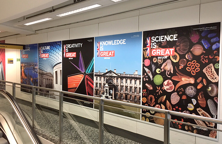 Stansted Airport Posters